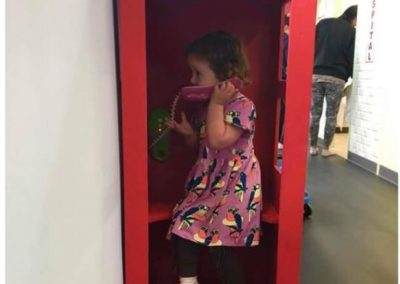 KIDZ TOWN Roleplay Phone Box